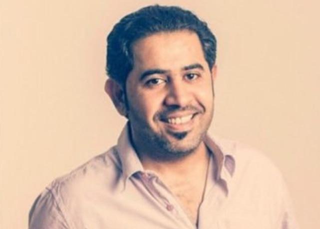 Imprisoned journalist Faisal Hayyat