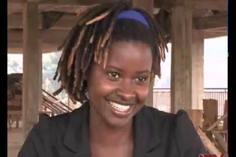 Journalist Gertrude Uwitware, NTV/YouTube