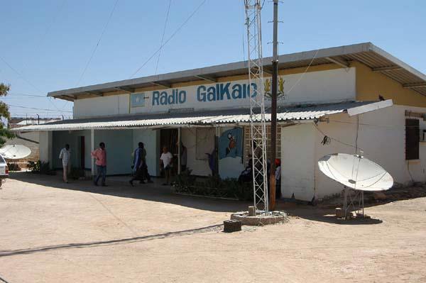Awil Mohamud Abdi, director of Radio Galkayo, was found to be on an Al-Shabaab fighter's hit list., Radio Gaalkacyo/Facebook