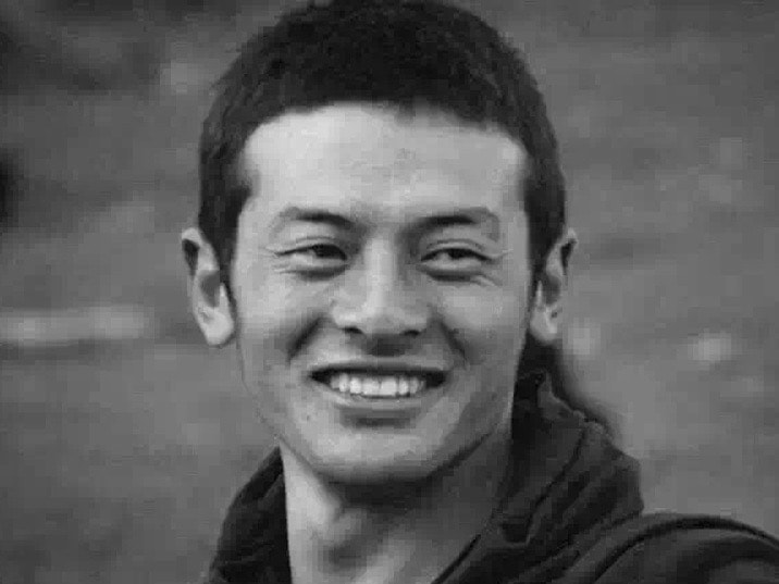 Tibetan blogger Lobsang Jamyang, also known as Lomig, Tibet Post International